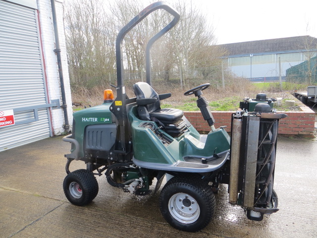 New and Used HAYTER LT324 Groundcare Machinery, compact tractors and ride mowers for sale across England, Scotland & Wales.