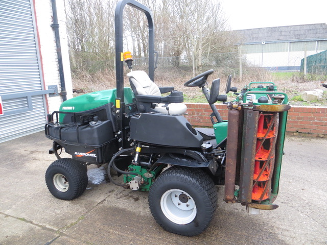 New and Used RANSOMES PARKWAY 3 Groundcare Machinery, compact tractors and ride mowers for sale across England, Scotland & Wales.