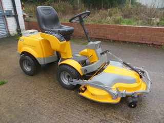 New and Used STIGA PARK DIESEL RIDE ON MOWE Groundcare Machinery, compact tractors and ride mowers for sale across England, Scotland & Wales.