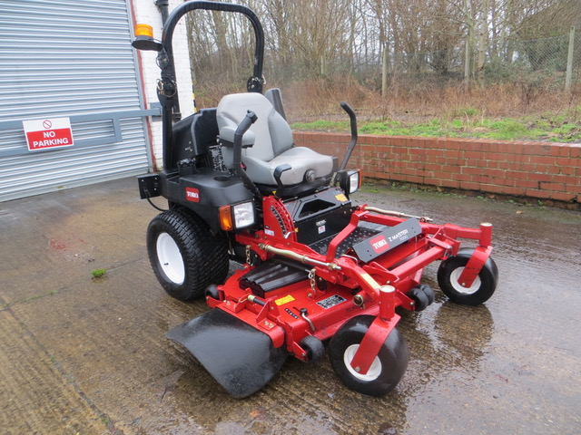 New and Used TORO 7000 Z DIESEL Groundcare Machinery, compact tractors and ride mowers for sale across England, Scotland & Wales.